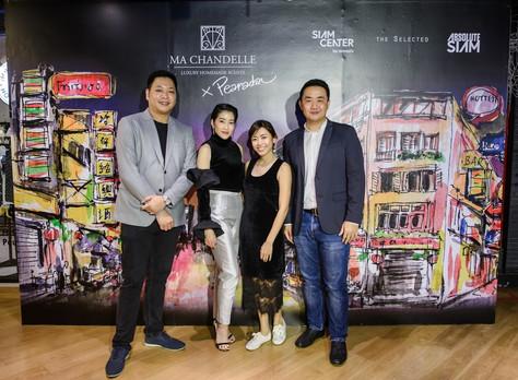 """""""Sense of Siam"""" Press Conference Event"""