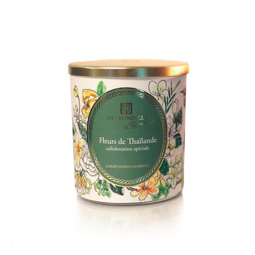 Scented Candle 230g - Fleurs de Thaïlande (PEARADA Collaboration Collection)