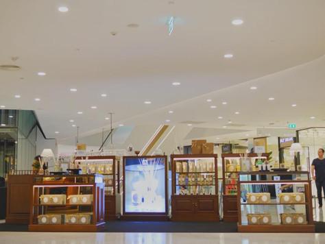 POP UP Store @ Helix Building, Emquartier