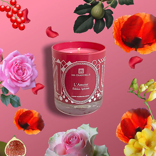 Scented Candle 230g - L'Amour2021