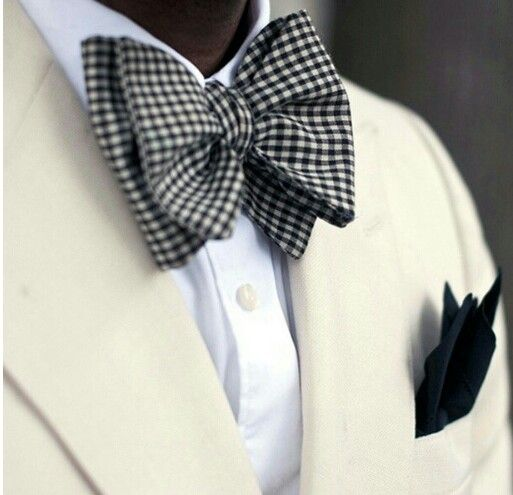 Bow and Pocket Square Tip