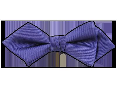 Purple Diamond Bowtie
