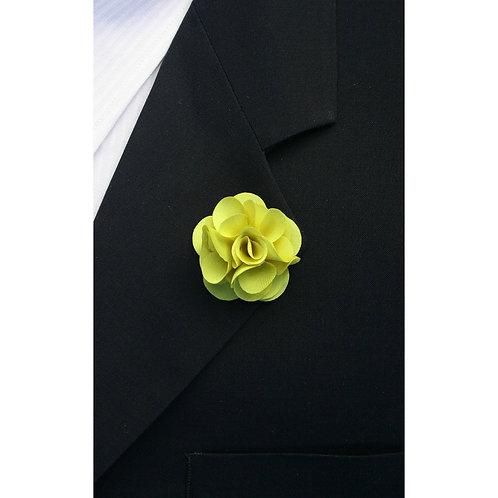 Key Lime Flower Pin