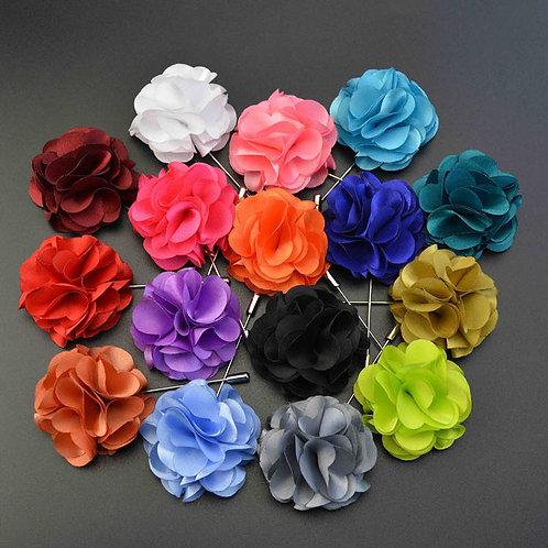 Flower Lapel