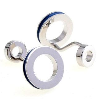 Circle Cufflinks
