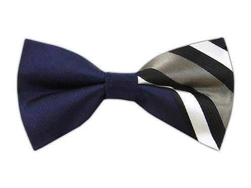 Blue Black White Gray Details