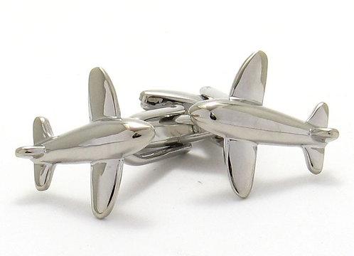 Airplane Toy Cufflinks