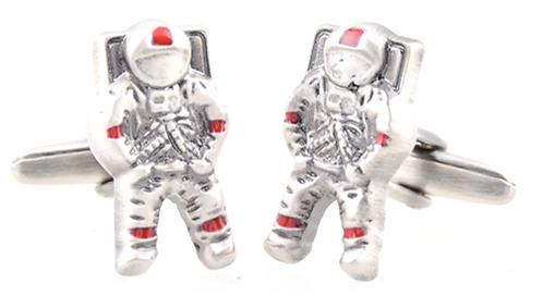 Astronaut Cufflinks