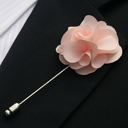 Light Pink Flower Pin