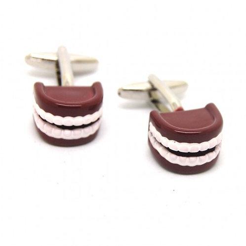 Denture Cufflinks