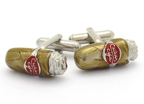 Cigars Cufflinks