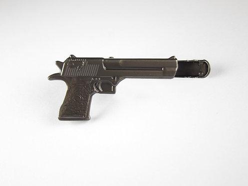 Metal Gun Tie Clip
