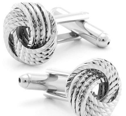 Rope Knot Cufflinks