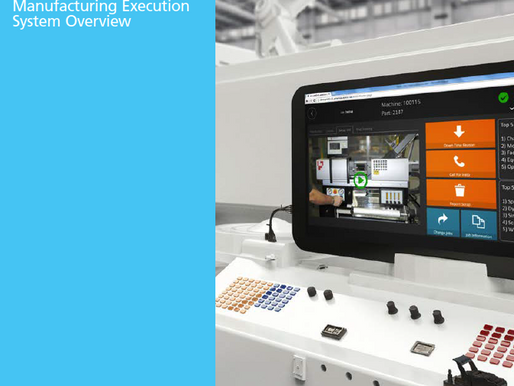 Use Epicor Advanced MES (Manufacturing Execution System) to improve quality, reduce scrap and more..