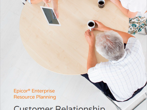 CRM can control every aspect of a company's interaction with its customers and prospects