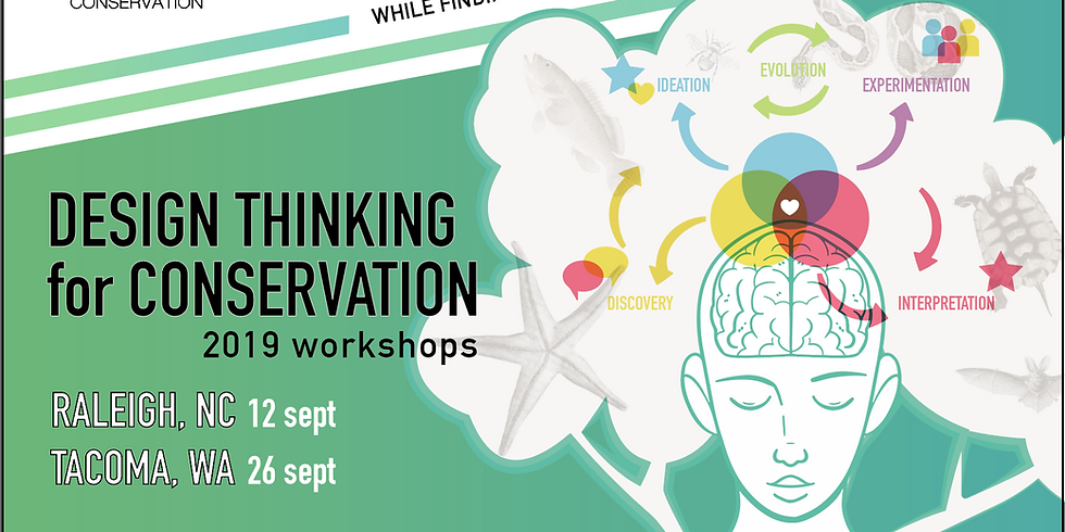 Design Thinking for Conservation Workshop - Raleigh, NC
