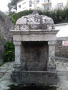 Guiriel_Hennebont_St Caradec_fontaine St