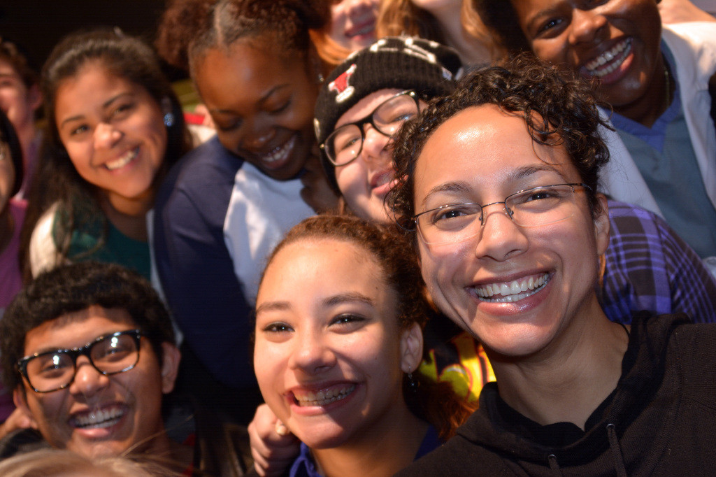 Azizi Marshall | Keynote Speaker & Conference Events