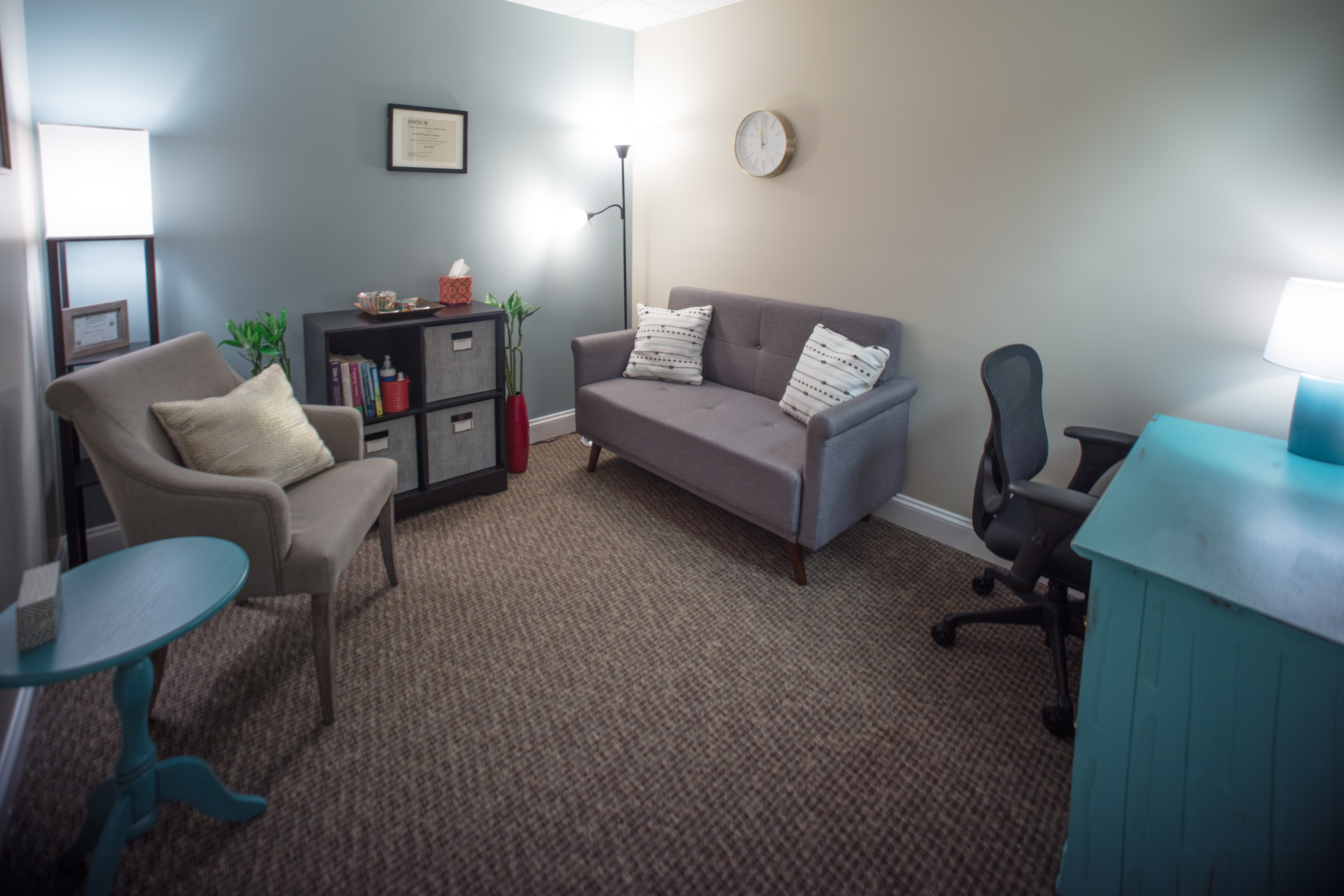 Family Counseling Rooms