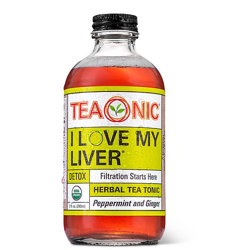 Teaonic  Love My Liver