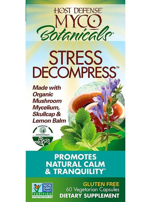 Host Defense, Stress Decompress 60 capsules