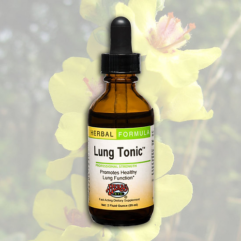 Herbs Ets., Lung Tonic, 2oz