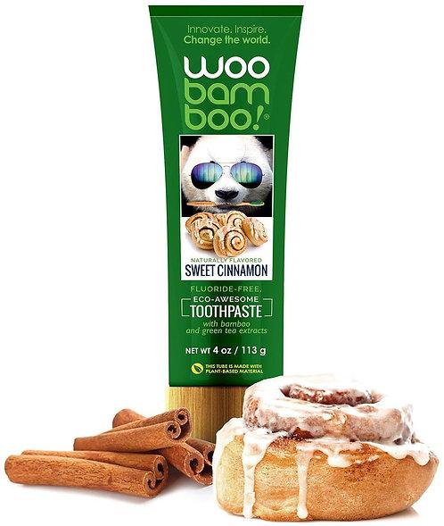 Woobamboo Toothpaste Sweet Cinnamon