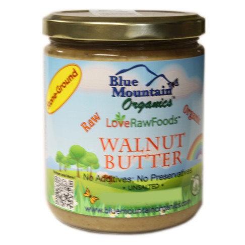 BMO, Walnut Butter, ORGANIC 16 oz