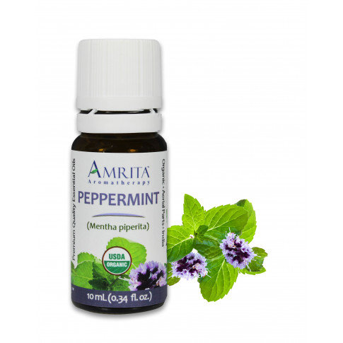 Amrita, Peppermint, Organic