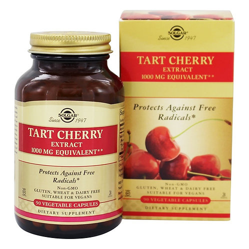 Tart Cherry 1000 mg Vegetable Capsules