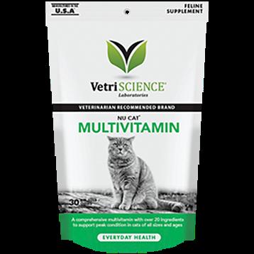 NuCat MultiVitamin 30 chew