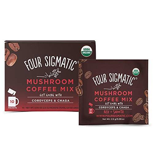 Four Sigmatic Instant Mushroom Coffee With Cordyceps
