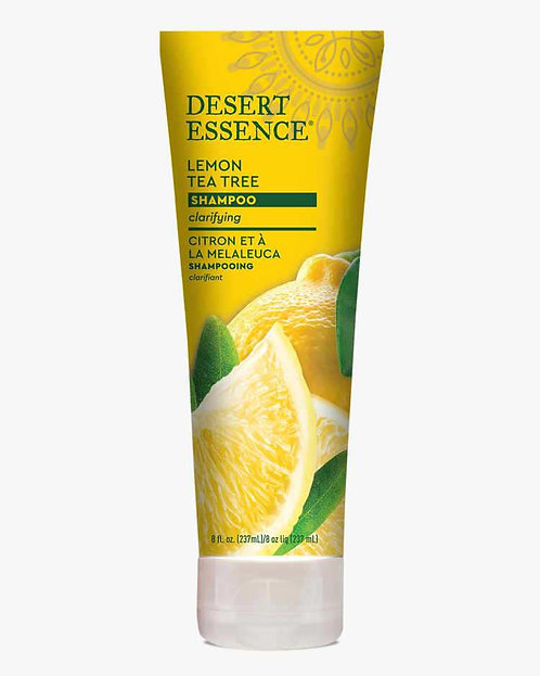 Dessert Essence, Lemon Tea Tree Shampoo