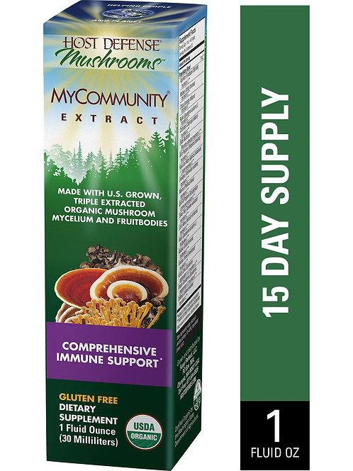 MyCommunity� Extract 1 Fluid Oz.