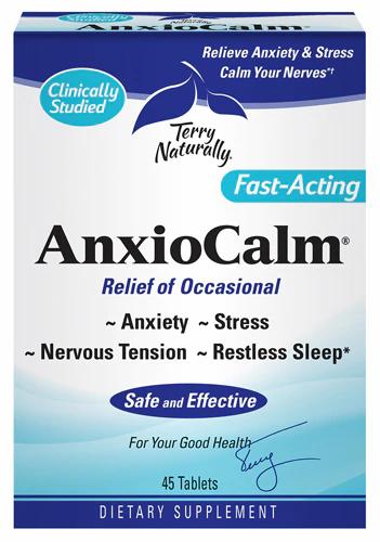 AnxioCalm� (formerly AnxioFit-1�)