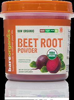 BareOrganics, Beet Root Powder8oz