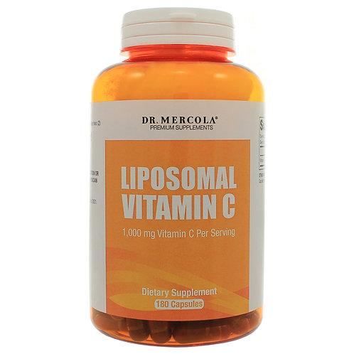 Dr. Mercola Liposomal Vitamin C 180 capsules