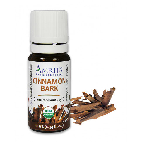 Amrita, Cinnamon Bark Org, 5ml
