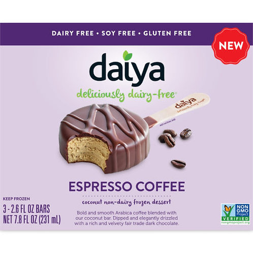Daiya Ice-Cream Expresso Coffee 3 bars