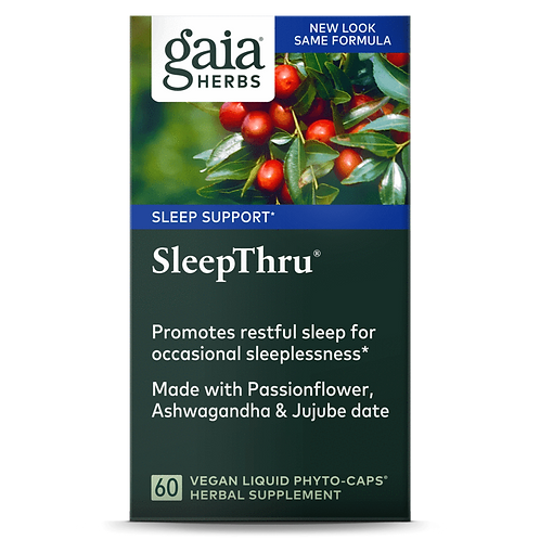 Gaia Herbs, Sleep Thru
