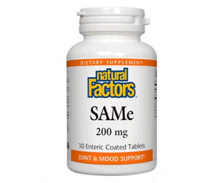 Natural Factors, SAMe