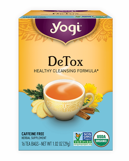 Yogi, Detox
