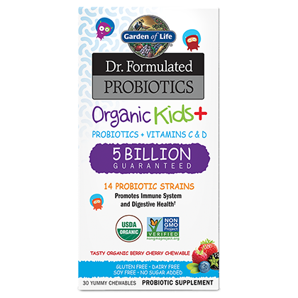 Dr.Formulated, Organic Kids Cherry