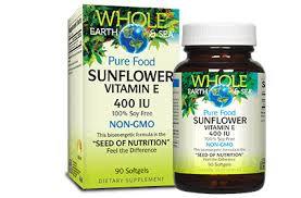 Natural Factors, Sunflower Vitamin E 400IU