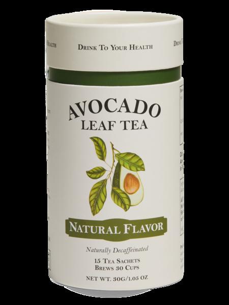 Avocado Leaf Tea, Natural