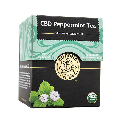 Buddha Teas, CBD Mint