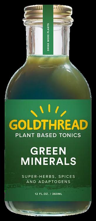 GoldThread, Green Minerals