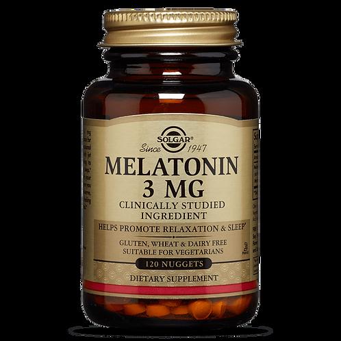 Melatonin 3 mg Nuggets 120 cnts