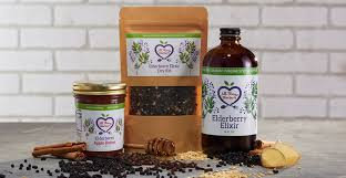 All Things Elderberry, Elderberry Kit