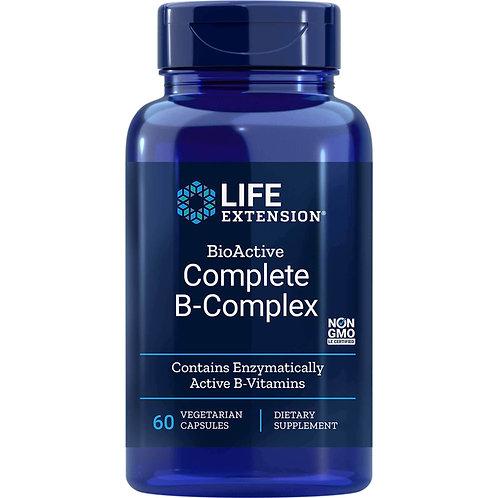 Life Extension, BioActive B-Complex, 60 Caps